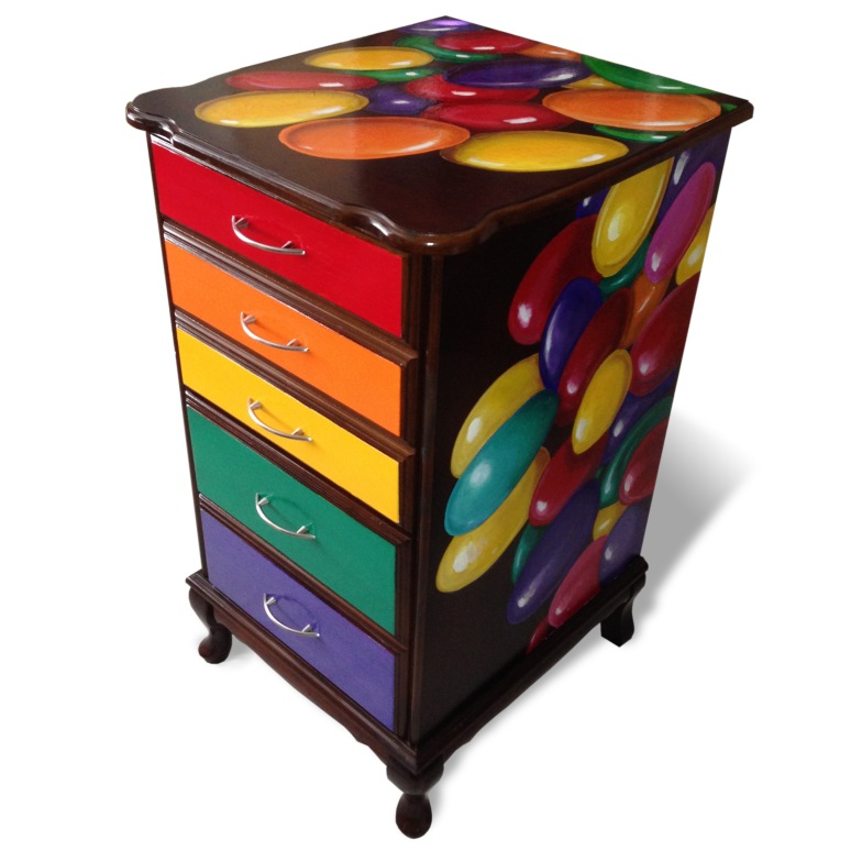 Jelly Bean Drawers